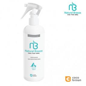 네추럴브리즈 자연유래 추출 천연향균 탈취제500ml(바닐라코튼)